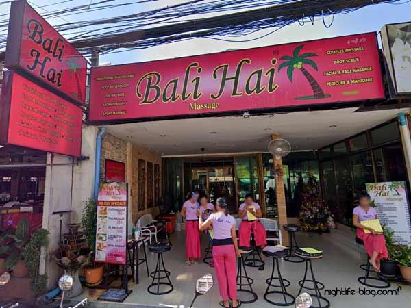Thai Massage Phuket Patong - Happy End Masssage Parlors